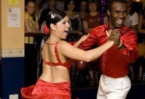 danse salsa gotic
