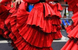 flamenco castagnette barcelone evg evjf team building intripid